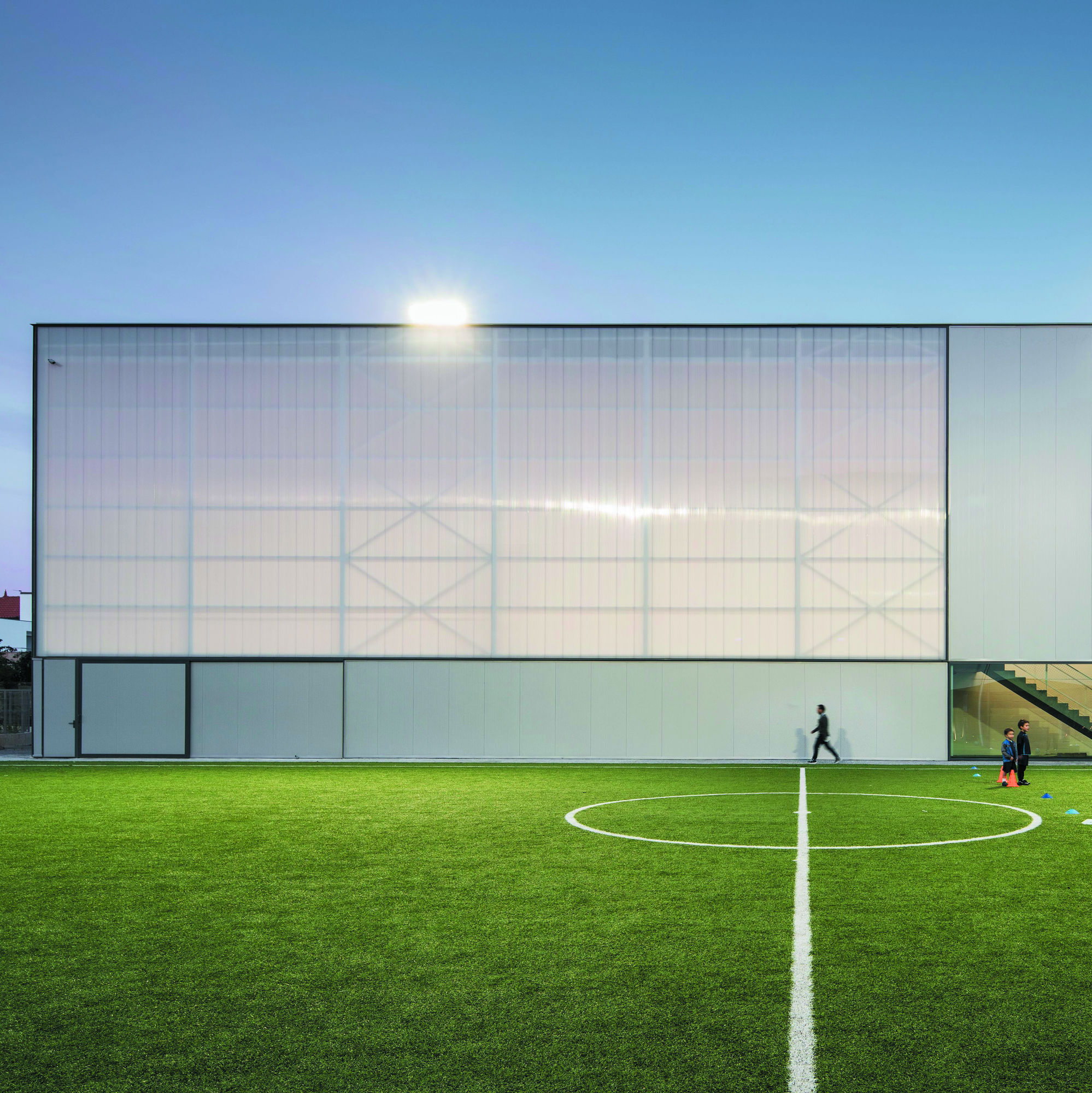 Elfanor Sports Centre, Matosinhos, Portugal -Image 4