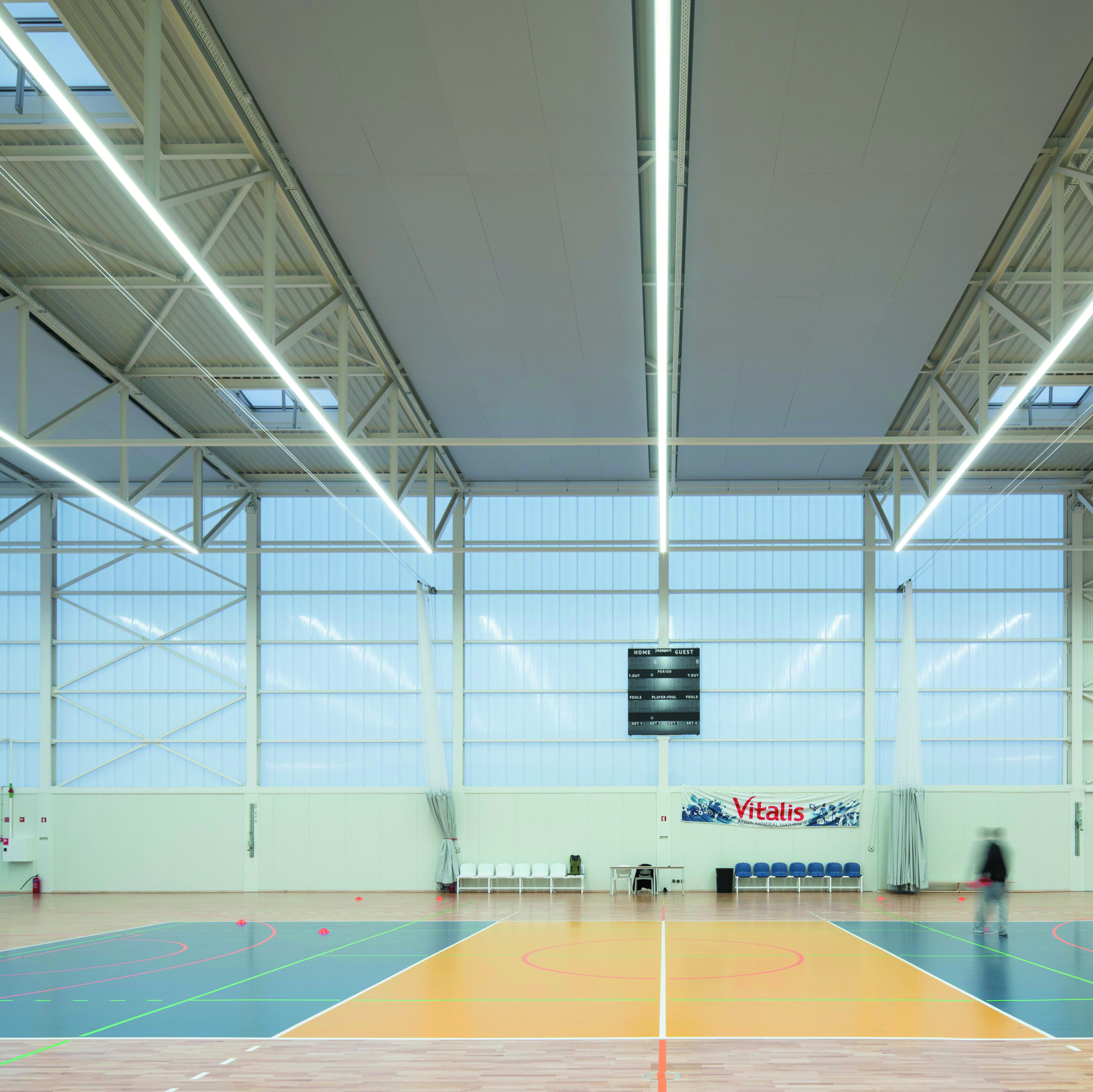 Elfanor Sports Centre, Matosinhos, Portugal - Image 2