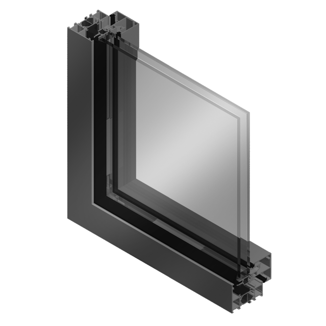 Window And Patio Door Aluminium Technal Middle East