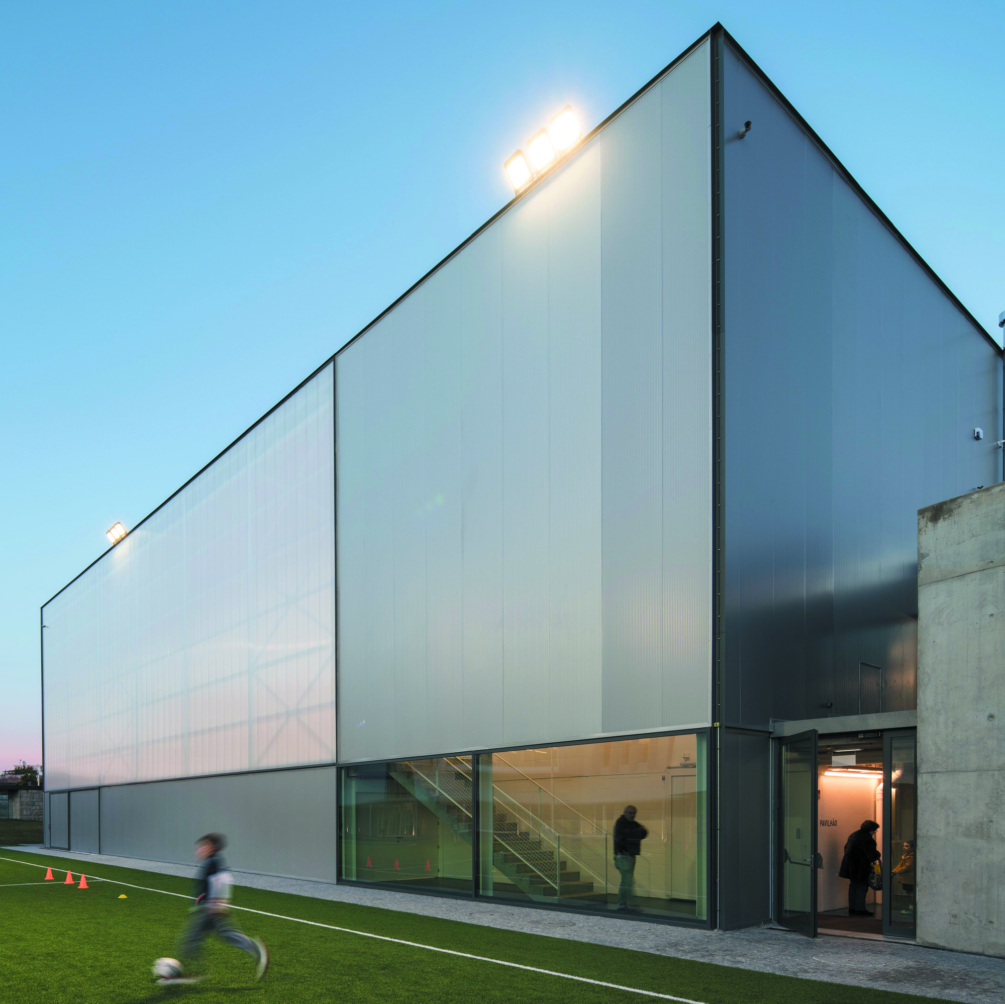 Elfanor Sports Centre, Matosinhos, Portugal - Image 5