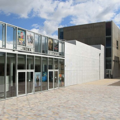 Cinema and culturel Center Le Domino