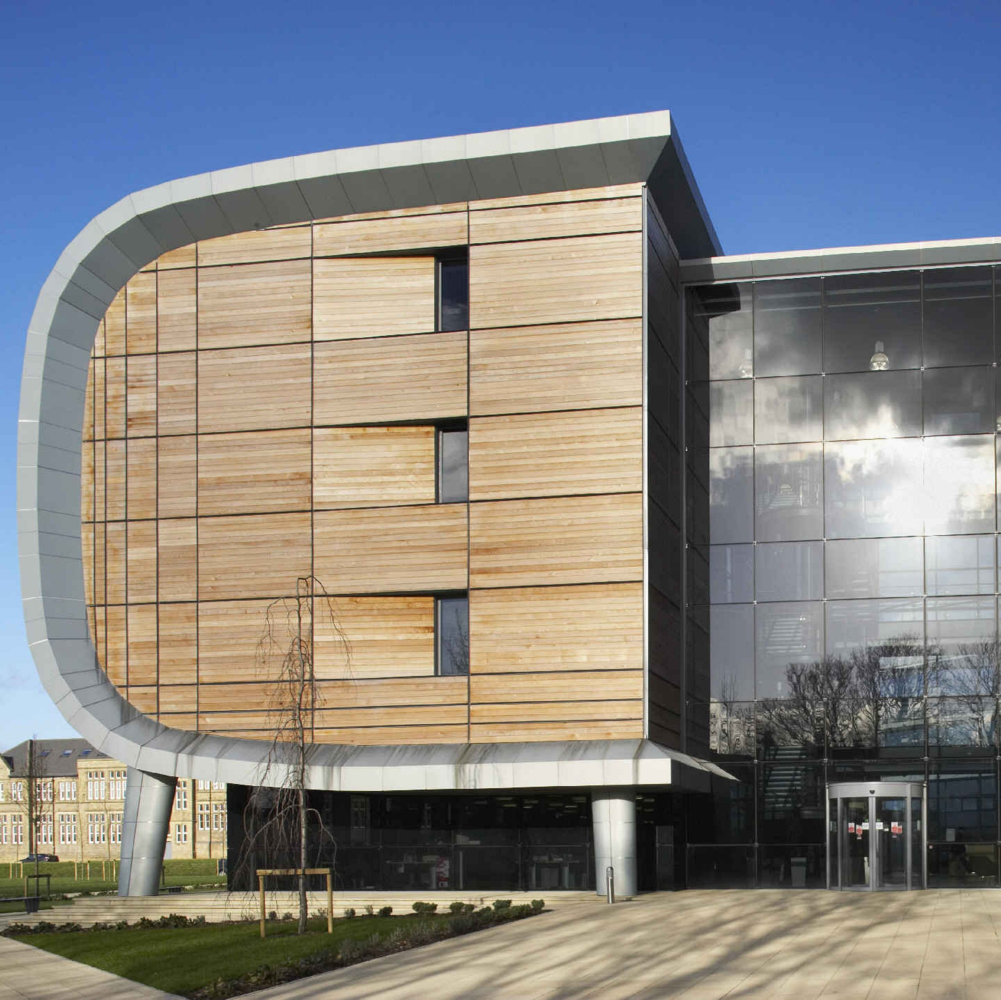 Innovation Center, University of Leeds