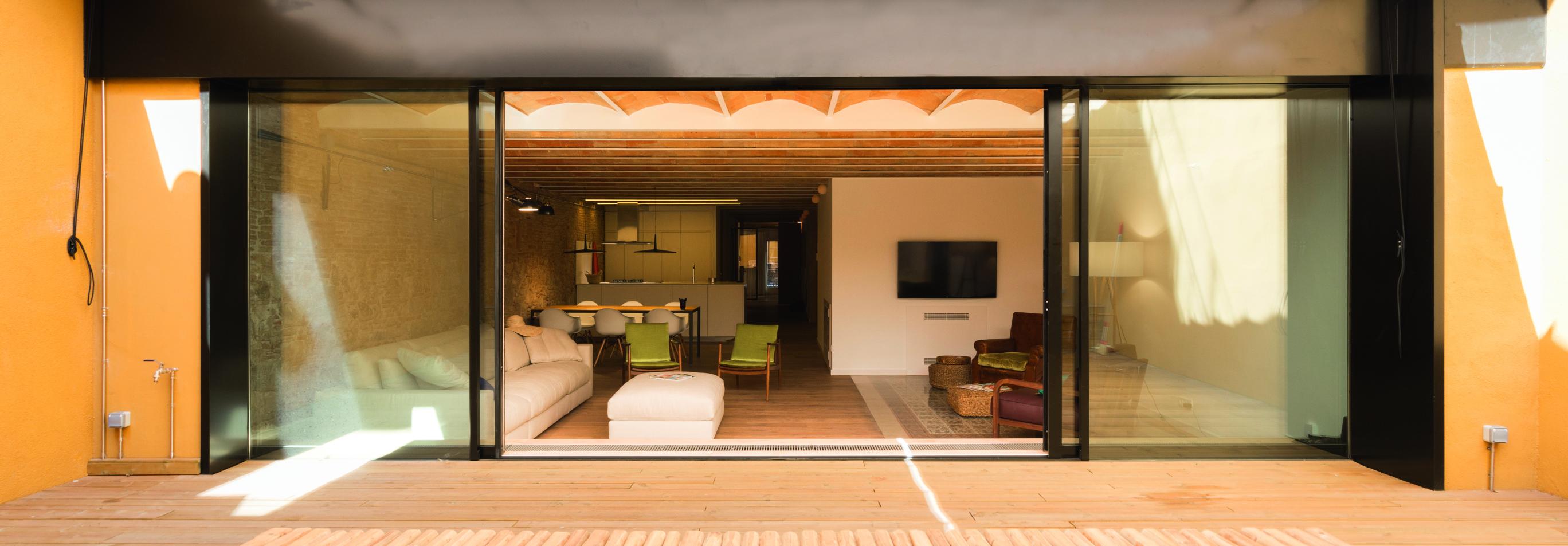 Le coulissant minimal lumeal technal fr - Cabinet vinci immobilier ...