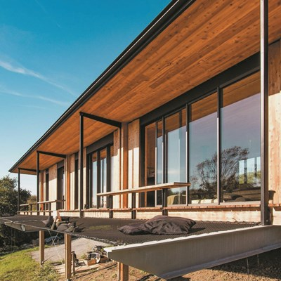 Wood House, Anglet, France - Image 1