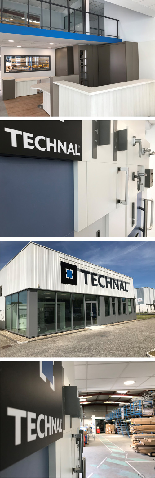 L'AGENCE POINT SERVICES TECHNAL BORDEAUX-MERIGNAC