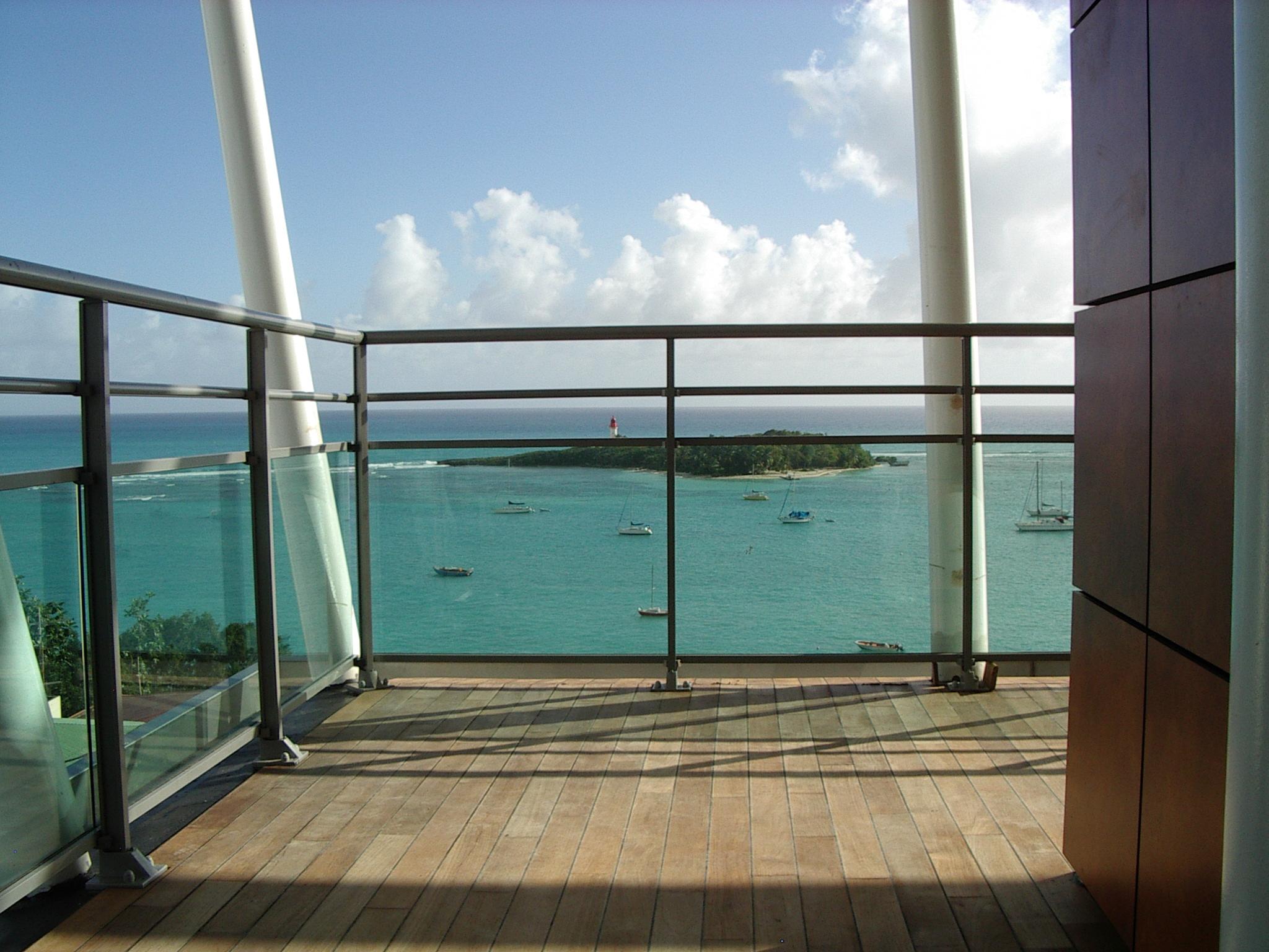 Garde corps aluminium technal - Garde corps en aluminium pour terrasse ...