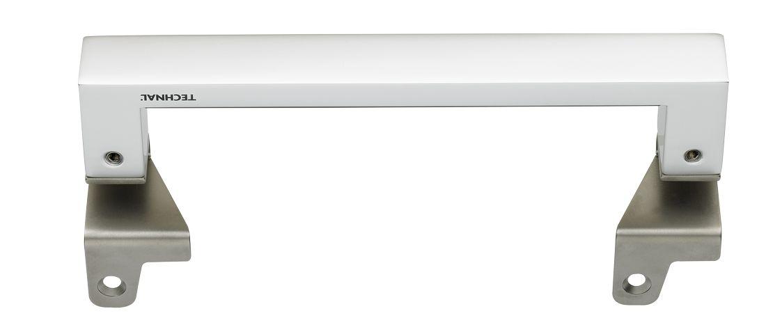 Poign e de baie coulissant en aluminium technal for Porte ouvrant droit