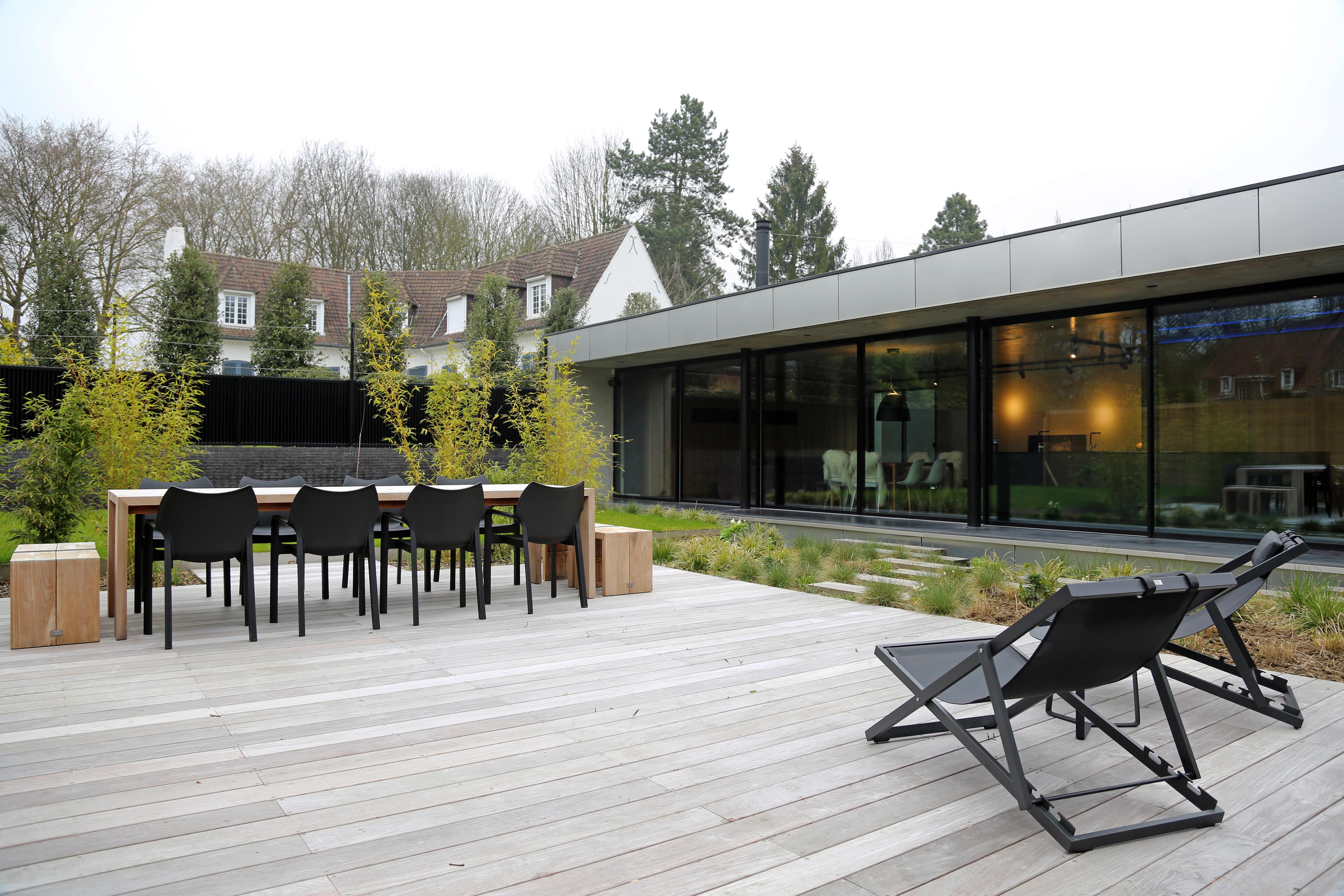 une villa nordique inspirations neuves technal. Black Bedroom Furniture Sets. Home Design Ideas