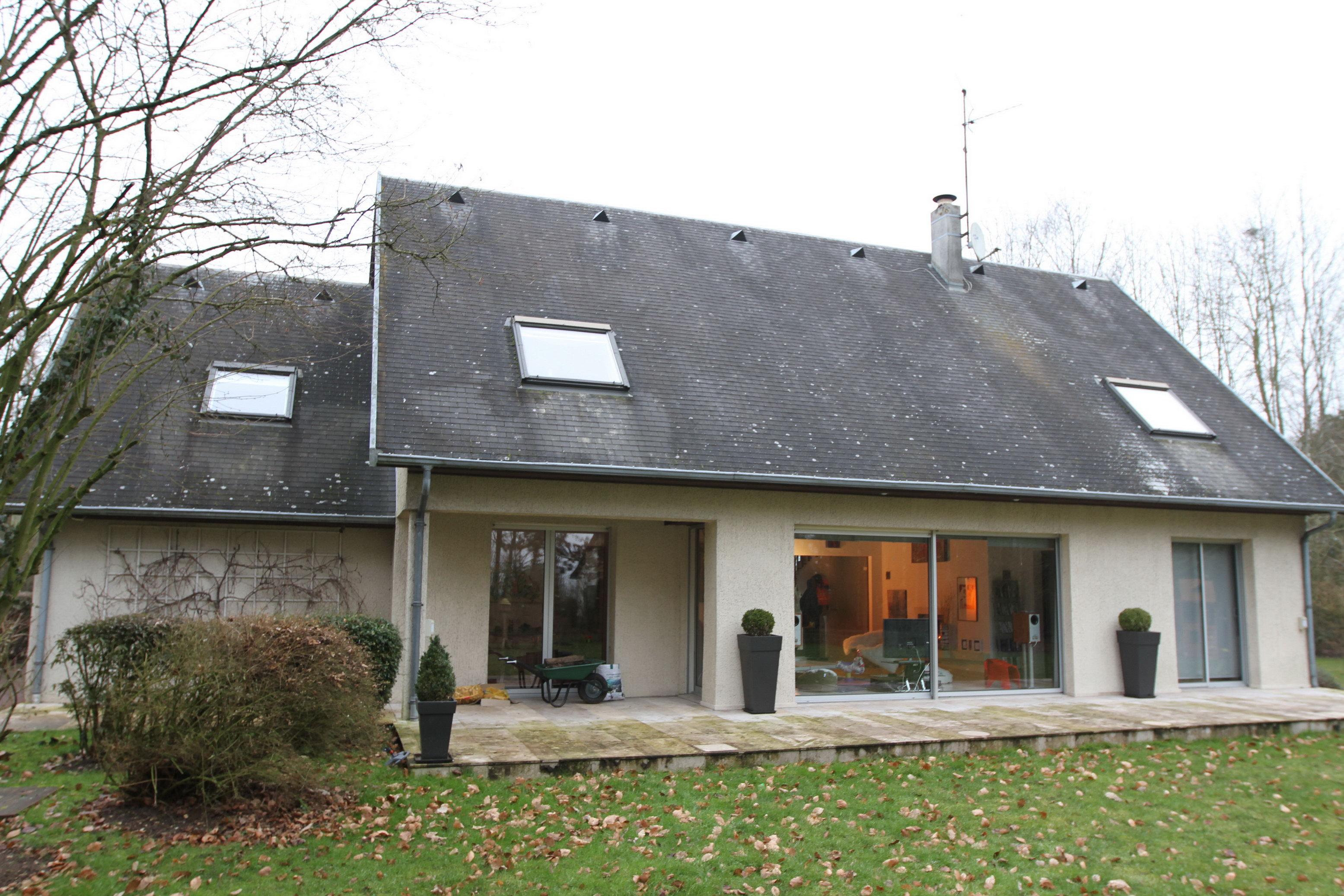 renovation maison année 80 avant apres