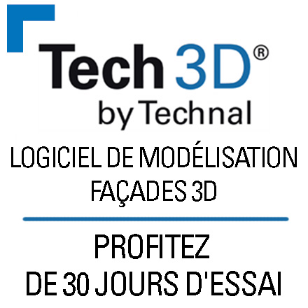Tech3D by Technal