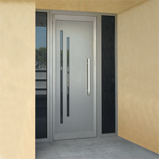 Puertas for Puertas de aluminio para exterior precios