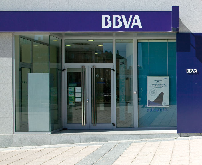 Frentes comerciales for Bbva oficina central