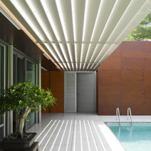 SUNEAL : le brise-soleil multifonctions - Photo DR Technal