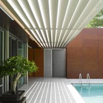 suneal le brise soleil multifonctions technal. Black Bedroom Furniture Sets. Home Design Ideas