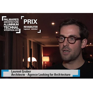L'architecte Laurent GRABER, l'Agence « Looking for Architecture »