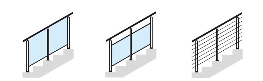 picto garde corps balcon rampant
