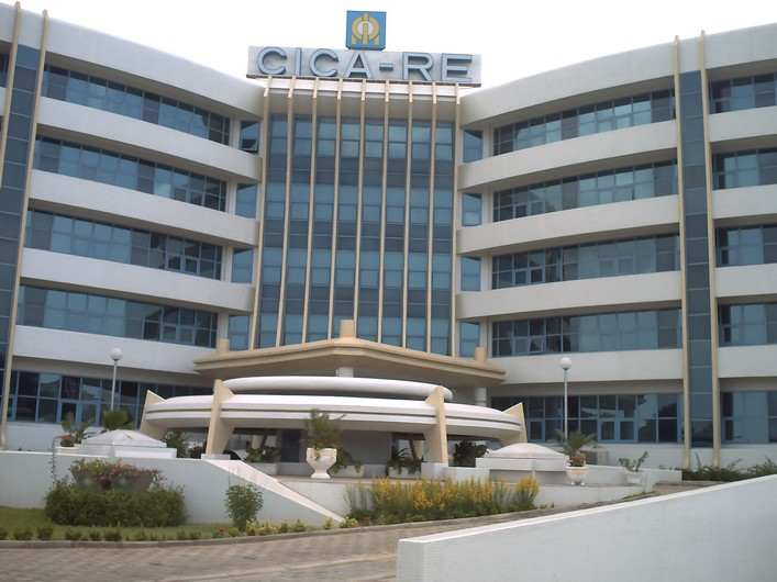 Togo, CICA-RE head office
