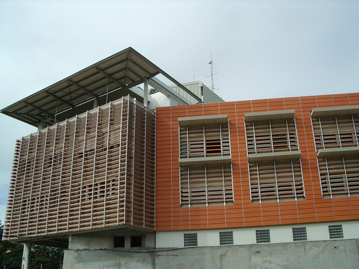 Guadeloupe, Police Station