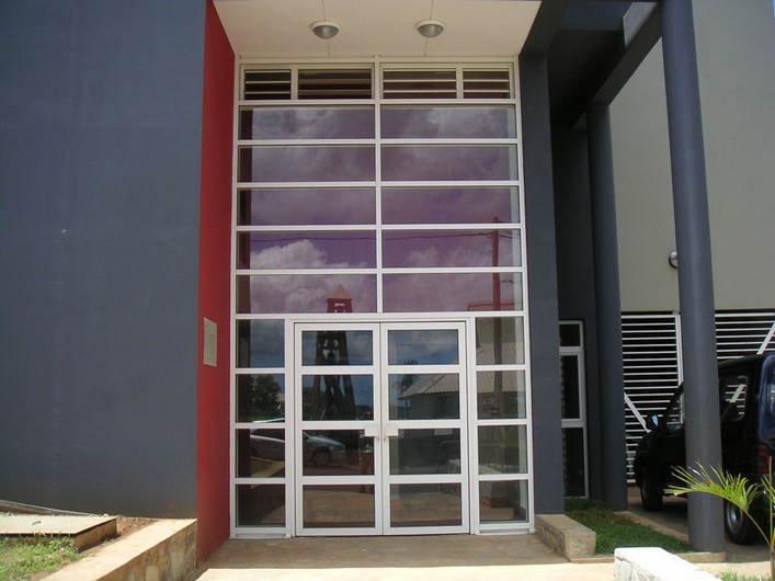 Technal door
