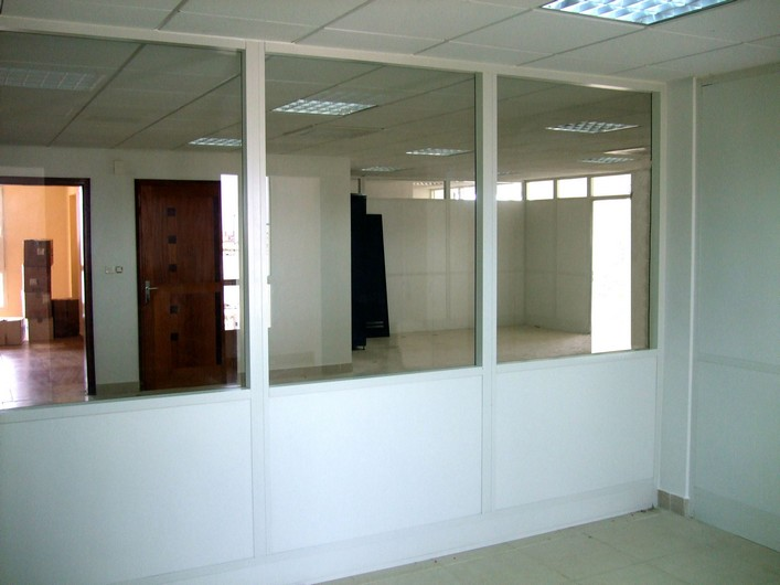 Technal partition