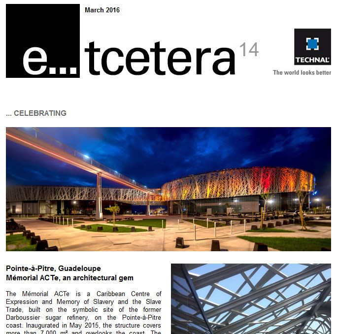 E...TCETERA March 2016 N°14