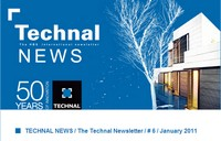 Technal News January 2011