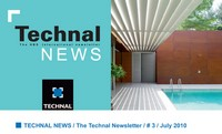 Technal News July 2010