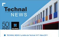 Technal News Mars 2011