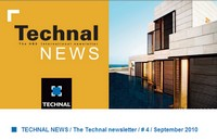 Technal News September 2010