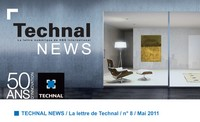 Technal News Mai 2011