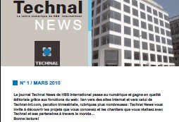 Technal News March 2010