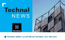 Technal News Mai 2010