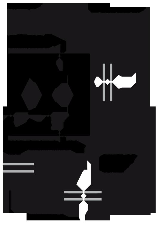 Porte fen tre 2 3 vantaux levage coupure thermique for Dimension porte fenetre 2 vantaux