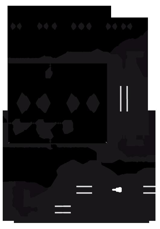 Ouvrants galb s porte fen tre coulissante 2 3 et 4 for Porte fenetre 3 vantaux ouvrants