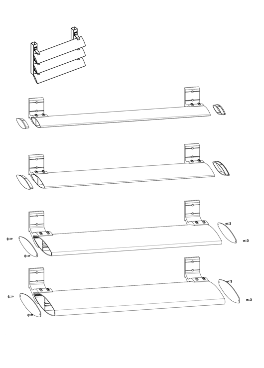 brise soleil lames monoblocs de 120 mm 270 mm pose. Black Bedroom Furniture Sets. Home Design Ideas