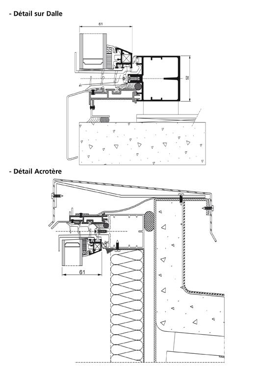 rideau metallique dwg id es d 39 images la maison. Black Bedroom Furniture Sets. Home Design Ideas