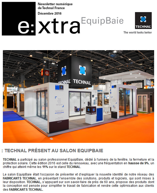 E:XTRA EquipBaie 2016