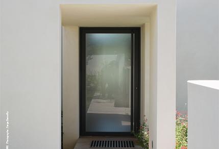 Les portes Porte d entree technal