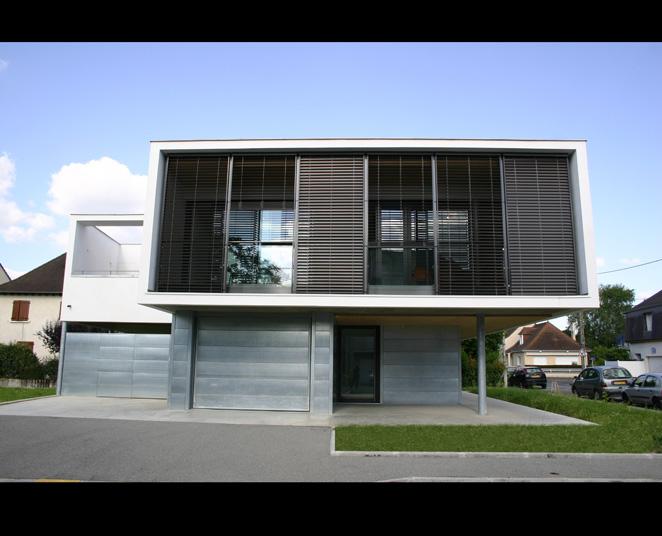 Maisons individuelles for Architecte brive la gaillarde