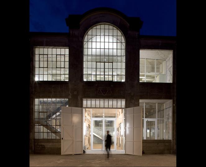 R novation for O architecture lambersart