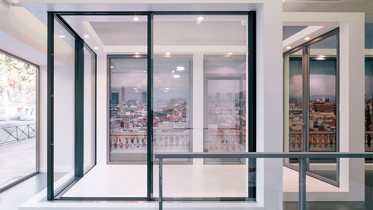 Showroom Technal Madrid