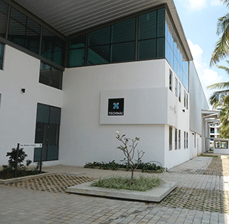 Technal headquarters - India