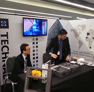 TECHNAL at the 4th Annual Vertical Cities Conference