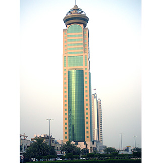Al Asfoor Tower in Kuwait